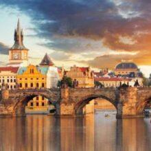 Новый год в Праге от 533 евро